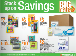 Office Max Deals for 01/29-02/04