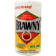 brawny single rolls