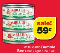 bumble bee cvs