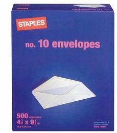 envelopes staples