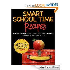 free ebook smart school time recipes FREE eBook: Smart School Time Recipes