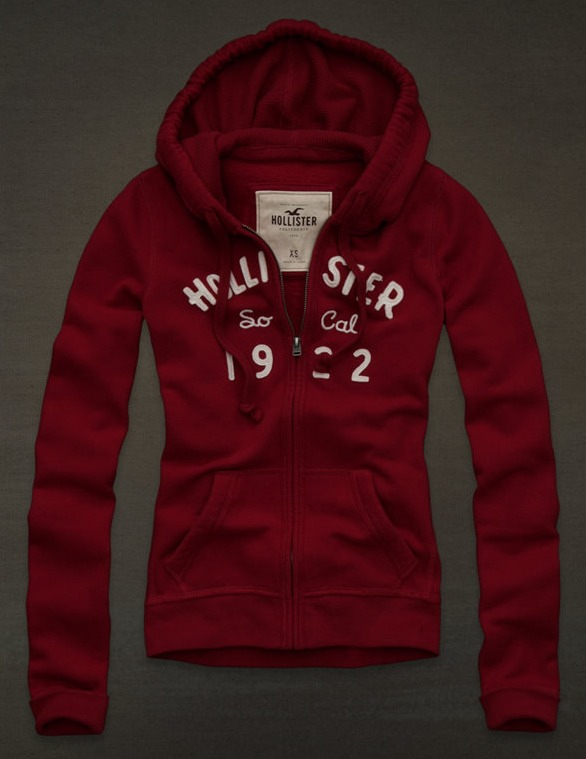 Hollister Hoodies $15 Shipped (Regular $59)