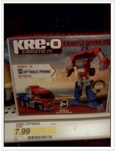 kreo toys Target 230x300 Hasbro Toys Printable Coupons = Free KRE O Transformers Construction Set and Hungry Hippos at Target