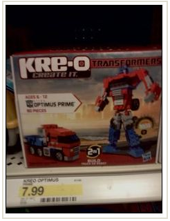 kreo toys Target