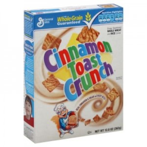 Target Kids Cereals