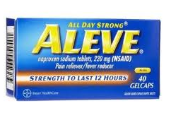 Walgreens: Aleve For $.04 Each!
