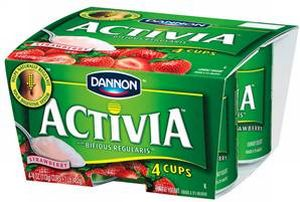 Activia Coupon | FREE at Target or $1 at Safeway