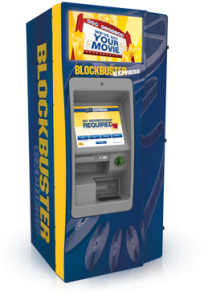 Blockbuster Express: FREE Movie Rental (Through 3/23)