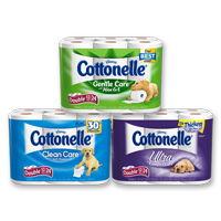 cottonelle toiler paper