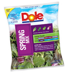 Dole Salad printable coupons