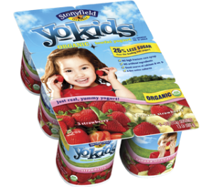 High Value Yo Kids Yogurt Coupon