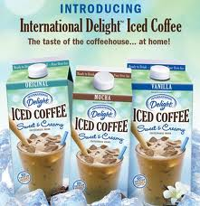 international delight ice coffee