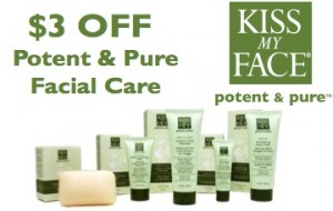 Using Kiss My Face Promotion Codes. Kiss My Face offers discounts and special offers through both text links and banners as well as coupons and promotion codes. If you see an offer on od7hqmy0z9642.gq associated with a text link--the offer will say