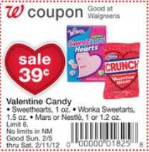 mars candy Walgreens