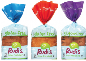 New $2/1 Rudi's Gluten Free Bakery Coupon + Deals