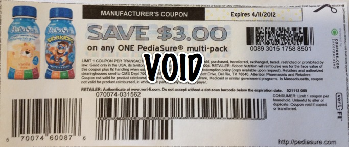 picture regarding Pediasure Coupons Printable named Generally Questioned Queries: Why Are My Coupon codes Printing