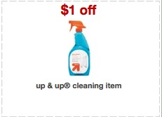 target cleaning coupon