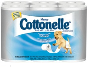 cottonelle staples