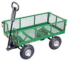gorilla cart1 Sears:  Gorilla 2 in 1 Utility Cart $69.99 with in store pick up
