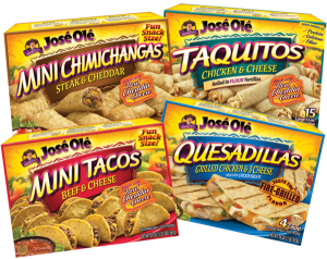 Hot $2 off any Jose Ole Product Coupon (First 50,000)