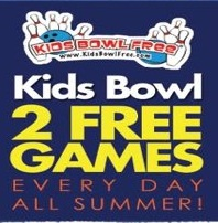 Kids Bowl Free now taking registrations for summer fun