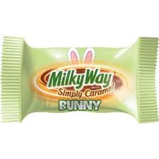 milky way bunnies