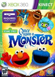 once upon a moster