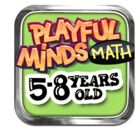 playful math Free APP: Playful Minds: Math (5 8 yrs old) for iphone, ipod and ipad