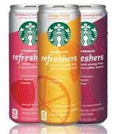 Starbucks Refreshers printable coupons