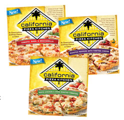 California Pizza Kitchen Pizza