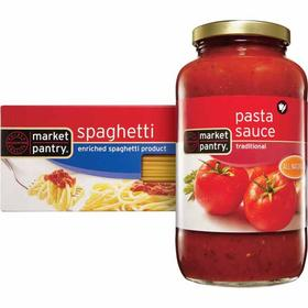 target pasta sauce Target: 1 Jar of Pasta Sauce + 1 LB of Pasta for $1 after Printable Coupons