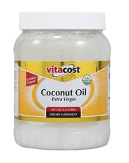 vitacost coconut oil
