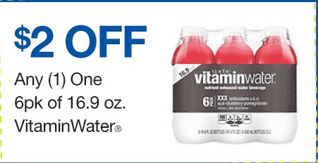 vitamin water printable coupons
