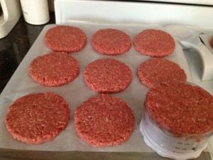 IMG 0834 300x225 Save Time and Money: Make Your Own Preformed Frozen Burger Patties