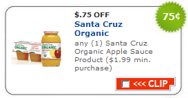 Santacruz1 Round Up of Organic & Natural Deals   April 18
