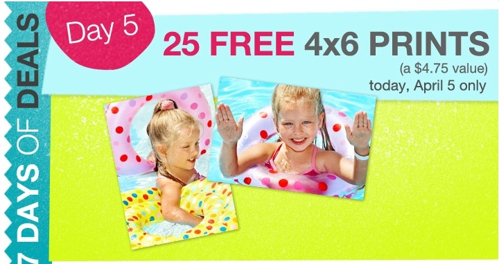 Walgreens free prints