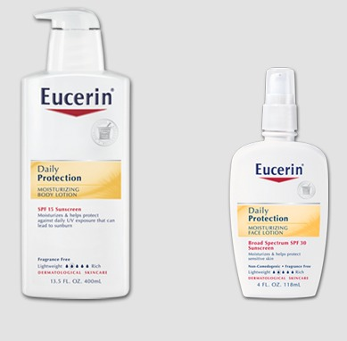 eucerin samples