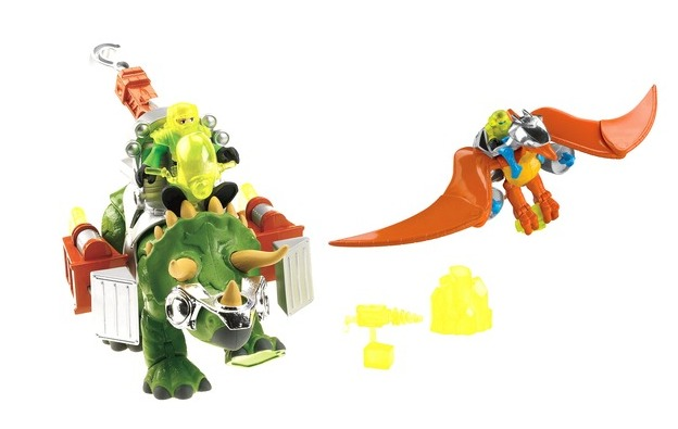 imaginext dinosaurs