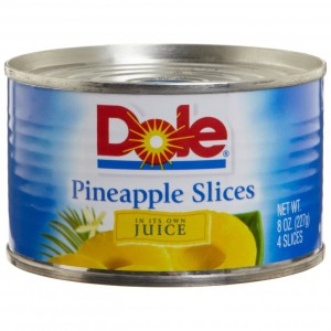 Safeway: Dole Canned Pineapple Deal- as low as $.25