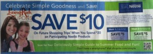 ShopRite Nestle Catalina Deal 4/29 – 5/6