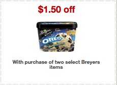 breyers ice cream printable coupons