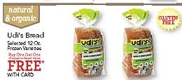 copps udis bread bogo free 3 per loaf Copps: Udis bread BOGO free {$3 per loaf?!}