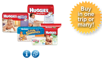 huggies savingstar reward