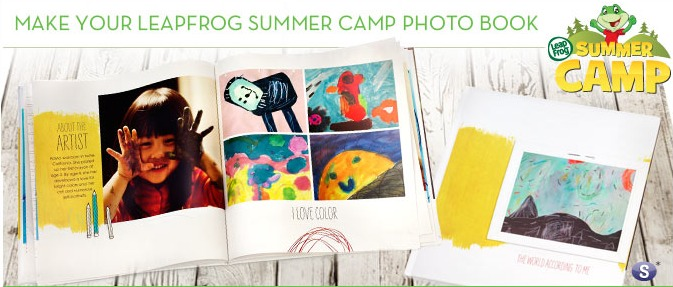 leapfrog shutterfly Free Photobook from Shutterfly and Leapfrog