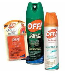 off! repellent