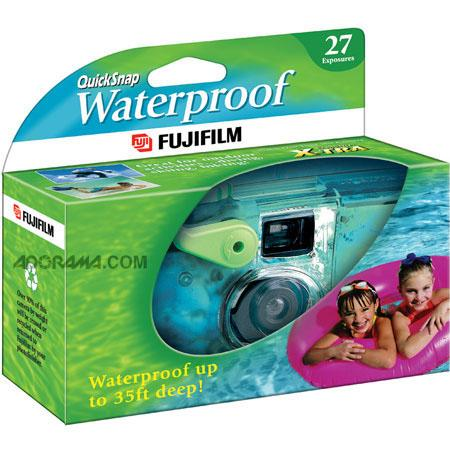 Fuji-Waterproof-Disposable