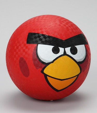 angry bird zulily