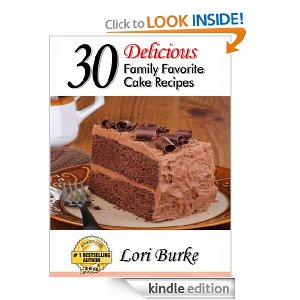 Free ebook 30 delicious family favorite cake recipes downloading this book forumfinder Image collections