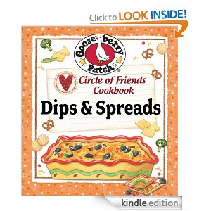 dips and spreads