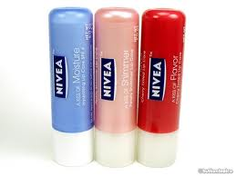 Facebook: FREE Nivea Lip Care Product